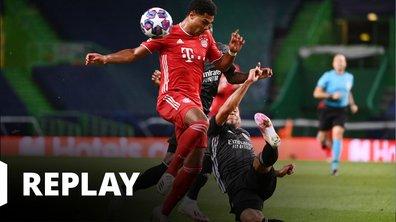 OL - Bayern Munich (1/2 Finale de la Ligue des Champions)