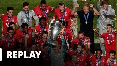 PSG - Bayern Munich (remise de la Coupe)