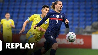 Kazahkstan - France : revoir le match en intégralité