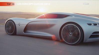 Le Top 10 des concept-cars 2016 par Automoto