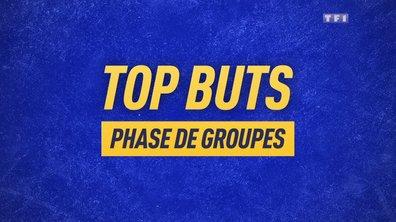 Top 5 des buts de la phase de groupes