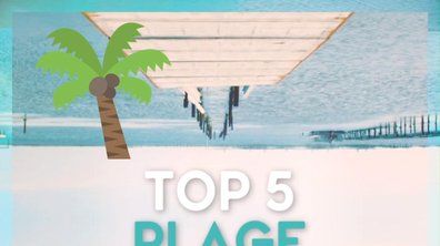 Top 5 des moments forts à la plage 🏖