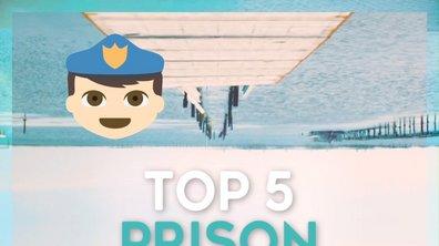 Top 5 des personnages incarcérés 🚔