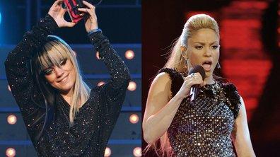 Top Flop : Lily Allen et Shakira