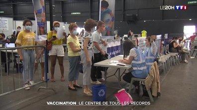 """Toulouse abrite le """"plus grand vaccinodrome de l'Union Européenne"""" : comment fonctionne-t-il ?"""