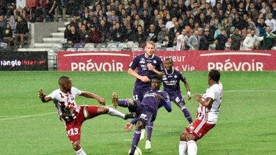 Barrages L1/L2 : Toulouse reste parmi l'élite !