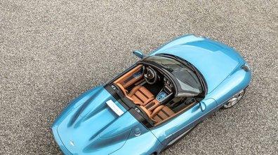Touring Superleggera Disco Volante Spider 2016 : nouveau bijou à 7 exemplaires