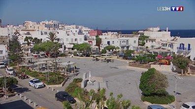 Tourisme en Grèce : les professionnels mettent tout en œuvre pour faire revenir les vacanciers à Paros