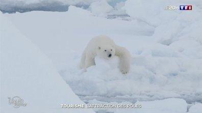 Tourisme : l'attraction des pôles