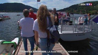 Tourisme : la ruée des vacanciers étrangers vers la campagne