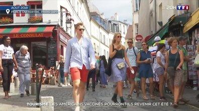 Tourisme : les Américains vaccinés pourront-ils revenir cet été ?