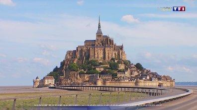 Tourisme : les commerçants font grise mine malgré la réouverture du Mont-Saint-Michel