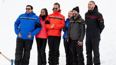 Shy'm, Denitsa Ikonomova… Les Touristes à la montagne avec Arthur le 28 décembre