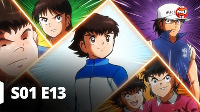 Captain Tsubasa - Episode 13  - Le Tournoi national !