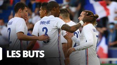 France - Bulgarie (3 - 0) : Voir tous les buts du match en vidéo