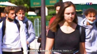 Tousser en public, le nouveau tabou ?