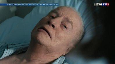 """""""Tout s'est bien passé"""", un film sur l'euthanasie"""