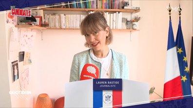 Toutes candidates : Lauren Bastide