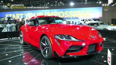 Denis Brogniart vous présente la Toyota Supra