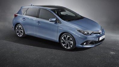 Toyota Auris 2015 : la compacte redessinée pour la Salon de Genève
