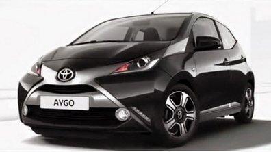 Salon de Genève 2014 : La nouvelle Toyota Aygo fuite en photos sur la Toile !
