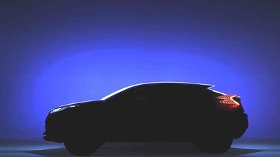 Toyota C-HR Concept 2014 : un crossover hybride au Mondial de l'Auto