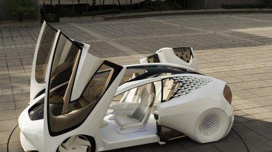 Toyota Concept-i : le vrai futur de l'automobile au CES 2017 ?