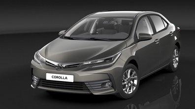 Toyota : la Corolla change de face pour 2016