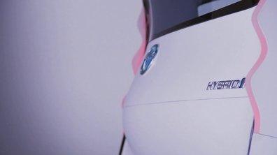 Vidéo : le teaser de la Toyota FT-Bh Concept