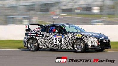 Toyota FT86 : le futur coupé déjà en course !