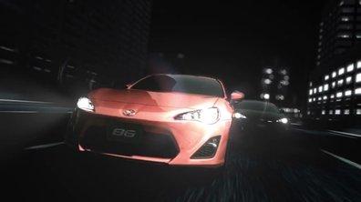 Salon de Tokyo 2011 : Toyota GT 86 dans une vidéo dynamique