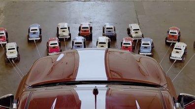 Insolite : Un Toyota Hilux tracté par des véhicules radiocommandés !