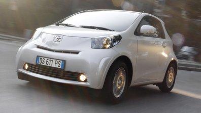 Un nouveau rappel chez Toyota