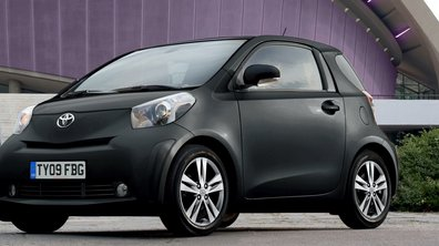Toyota iQ 1.33 Dual VVT-i : la mini-bombe