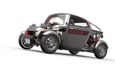 Toyota Kikai Concept : le steampunk façon automobile