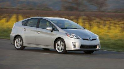 Toyota Prius : le plein de nouveautés pour le Salon de Détroit
