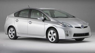 Toyota Prius : 10 ans de carrière européenne et 200.000 exemplaires