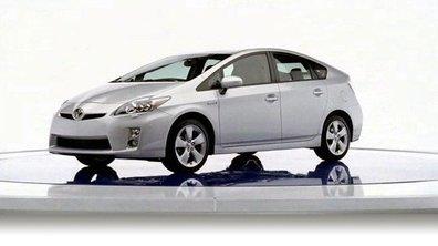 Toyota Prius III : Les Premières Photos