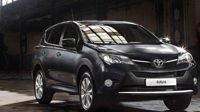 Salon de Los Angeles 2012 : Toyota RAV4, plus long, plus crossover
