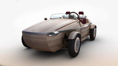 Toyota Setsuna : le concept-car qui touche du bois