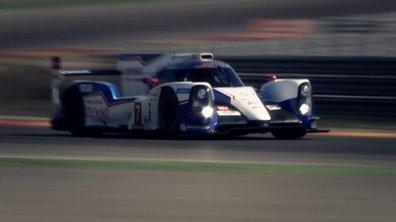 Endurance/24h du Mans - Toyota TS040 2014 : présentation officielle