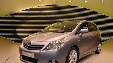 Genève 2009 : Toyota Verso, le monospace type ?