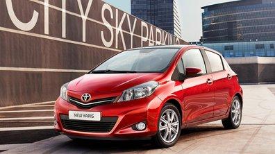 Voici la nouvelle Toyota Yaris en photos officielles !