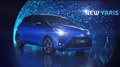 Toyota Yaris 2017 : Présentation officielle