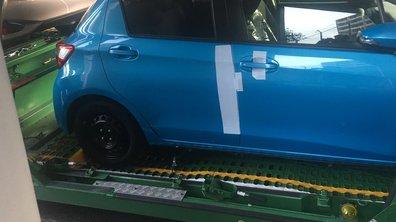 Scoop : la nouvelle Toyota Yaris 2017 surprise au Japon !