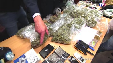 Trafic de drogues : 48 heures avec les policiers de la BAC dans le Nord
