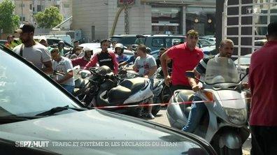 Trafic et système D, les déclassés du Liban