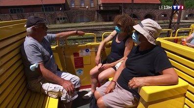 Train jaune des Pyrénées-Orientales : l'emprunter, c'est une aventure