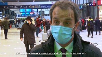 Trains, bus, avions : seront-ils prêts pour les vacances ?