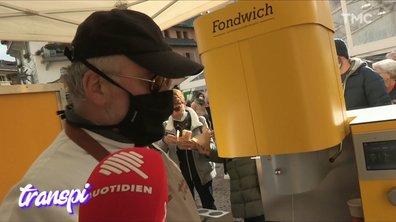 Transpi XXL : le Fondwich, la plus belle invention depuis le Minitel